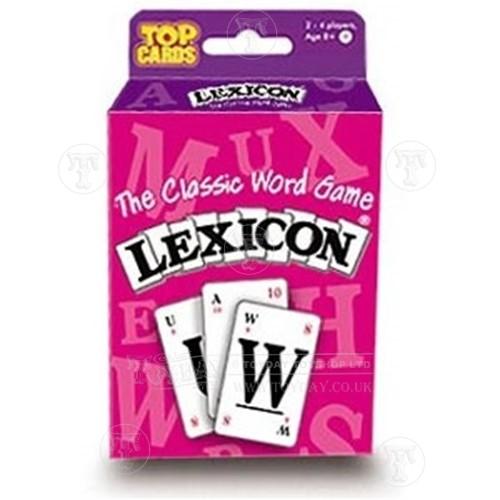 Lexicon Card Game