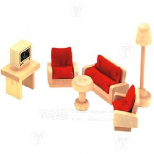 dolls house lounge set