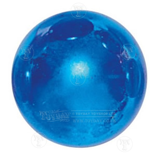 Lustered Blue Medium Marble