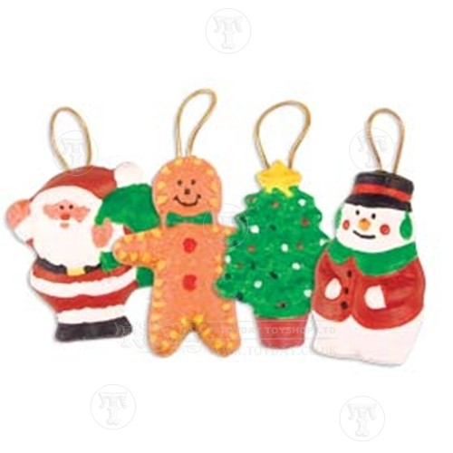 Make Your Own Christmas Decorations - Creative Toys