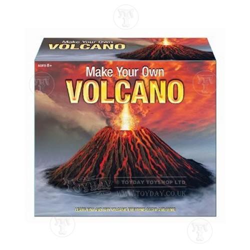Erupting Volcano Kit Valentine