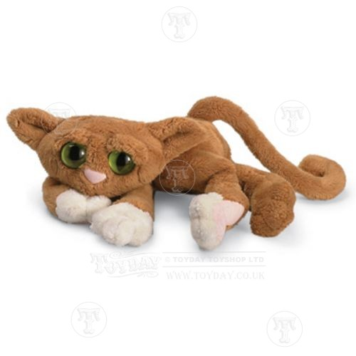 Ginger Lanky Cat Soft Toy