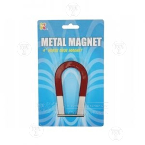 Metal Horseshoe Magnet