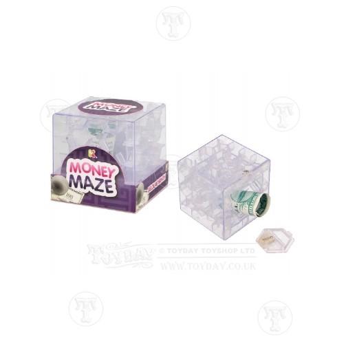 Money Puzzle Cube
