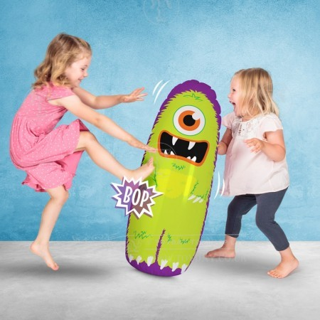 Monster Inflatable Bop Bag