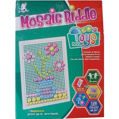 Mosaic Bead Pictures