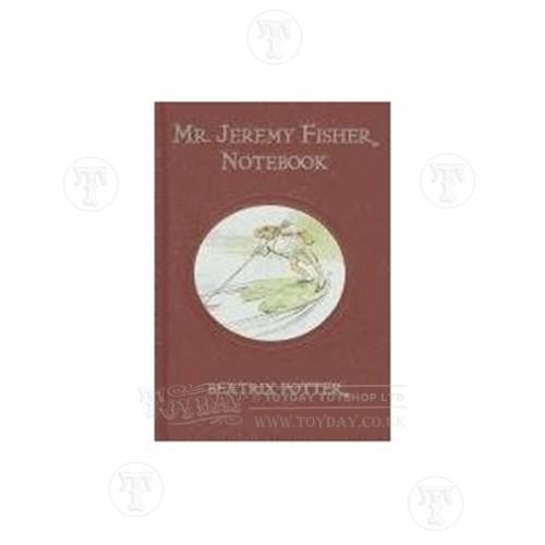 Mr Jeremy Fisher Notebook