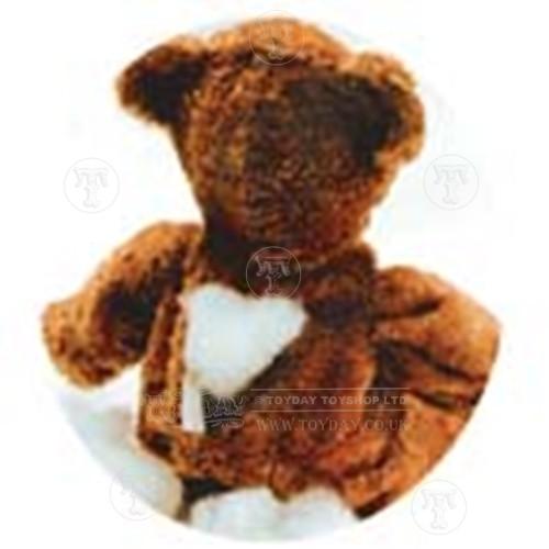 Make a stuffed bear
