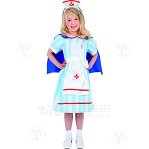 Childs Nurse Costume