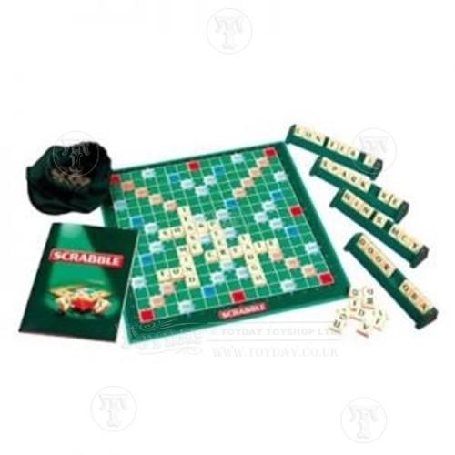 Original Scrabble Board Game