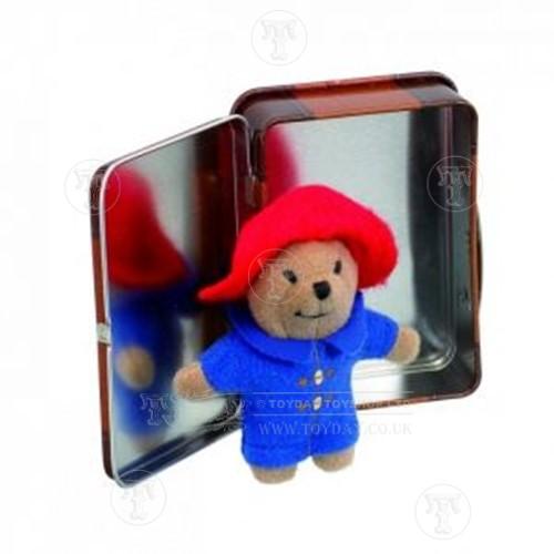 Mini Paddington in a Tin Suitcase