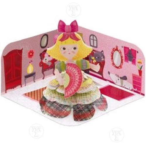 Mini Paper Doll Making Kit