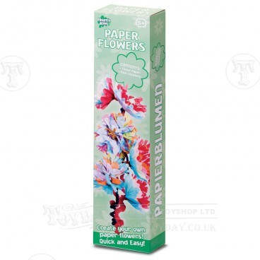 Tissue Flower Making Discontinued