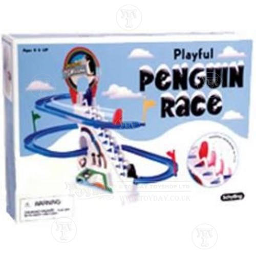 Classic Penguin Race Game