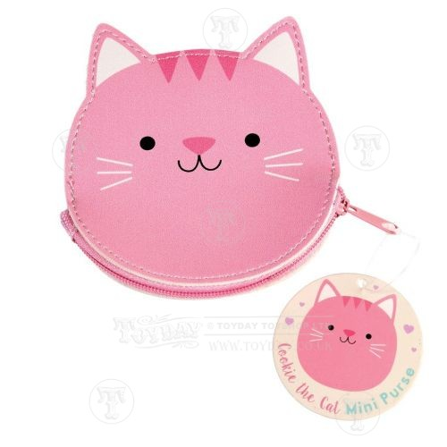 Cookie the Cat Purse