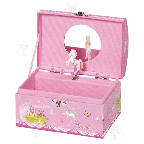 Horse Musical Jewellery Box