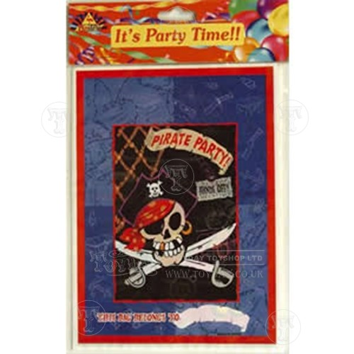 Pirate Themed Party Bags