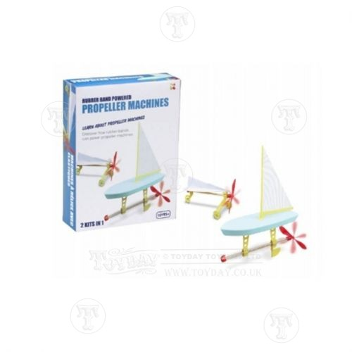 Propeller Powered Machines Kit