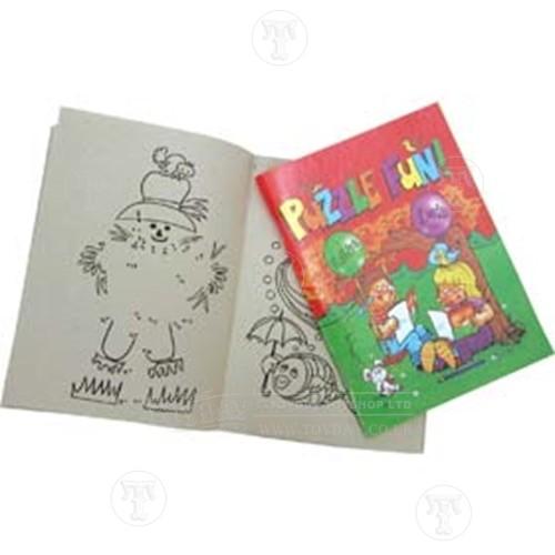 1 Mini Puzzle Book