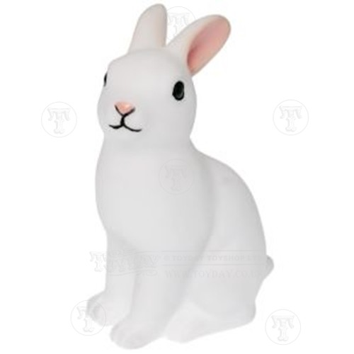 Battery Operated LED Rabbit Night Light