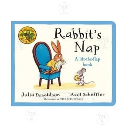 Rabbit's Nap Tale From Acorn Wood