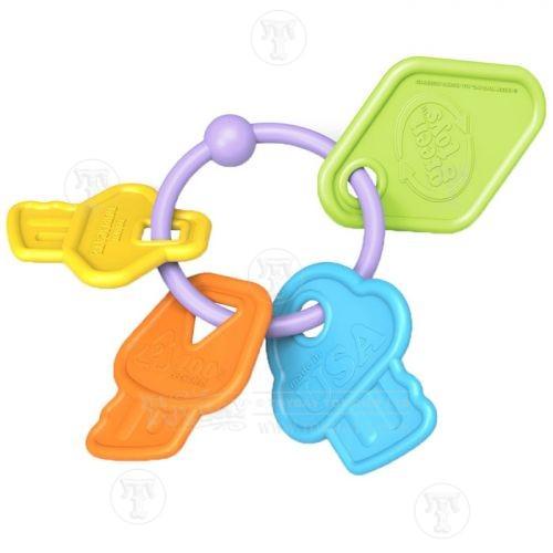 Green Toy Keys