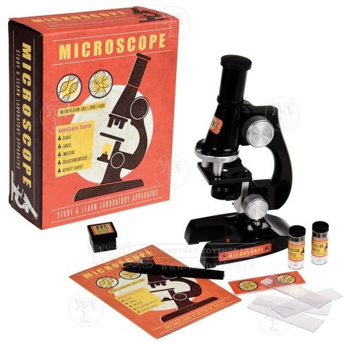 Introductory Microscope Set