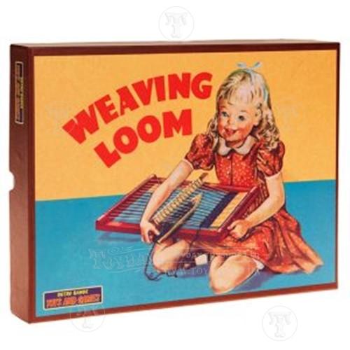 Retro Weaving Loom