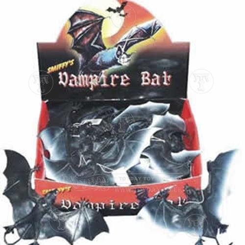 Black Vampire Bat