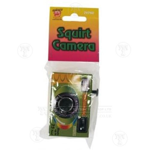 Squirting Joke Camera