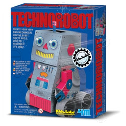 Technorobot Robot Making Kit