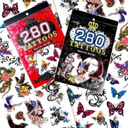 280 Boys or Girls Tattoos