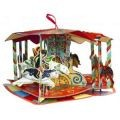 Magic Carousel 3D Pop-Up Book