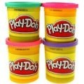 Pack of 4 Tubs of Playdoh