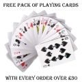 Free Pack Playing Cards