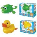 Wind Up Frog or Duck Bath Toy
