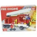 Fire Engine Building Bricks