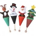 Mini Christmas Pop-Up Puppet