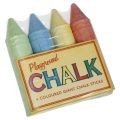 Pack of 4 Chunky Chalks