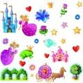 Princess Marguerite Wall Stickers