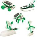 6 In 1 Solar Power Kit