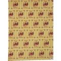 Vintage Party Gift Wrap