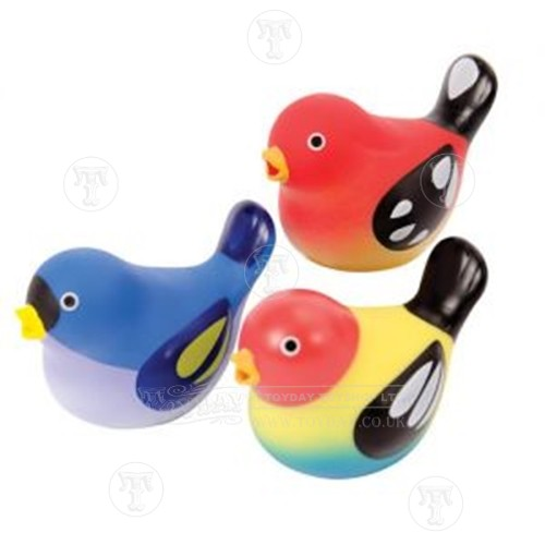 Touch Activated Tweeting Bird