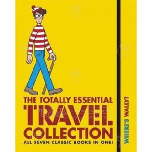 Wheres Wally Travel Book