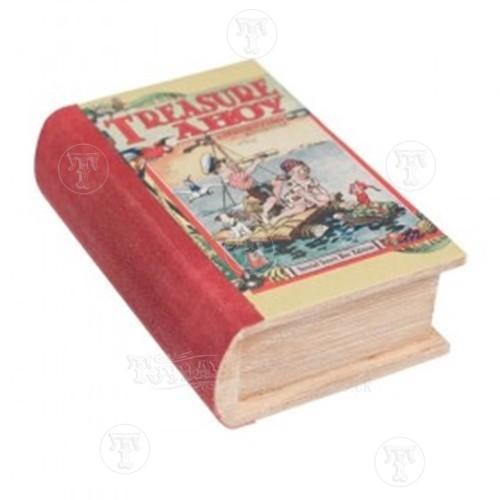 Treasure Ahoy Book Box