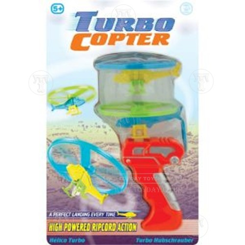 Turbo Copter