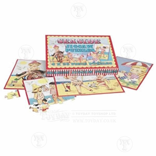 Vintage Seaside Jigsaw Puzzle