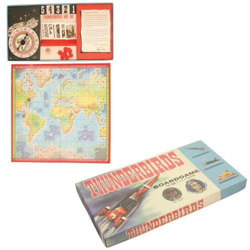 Thunderbirds Game