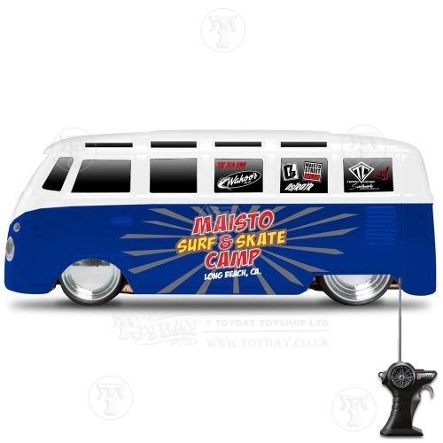 1:24 RC Samba VW Camper Van