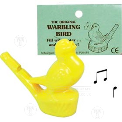 Warbling Bird Whistle